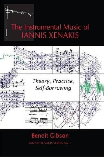 The Instrumental Music Of Iannis Xenakis Theory, Practice, Self-Borrowing