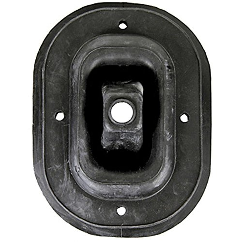 Manual Transmission Console - Eckler's Premier Quality Products 33-179937 Camaro Shifter Boot, Manual Transmission, For Cars With Or Without Console, 4-Speed,