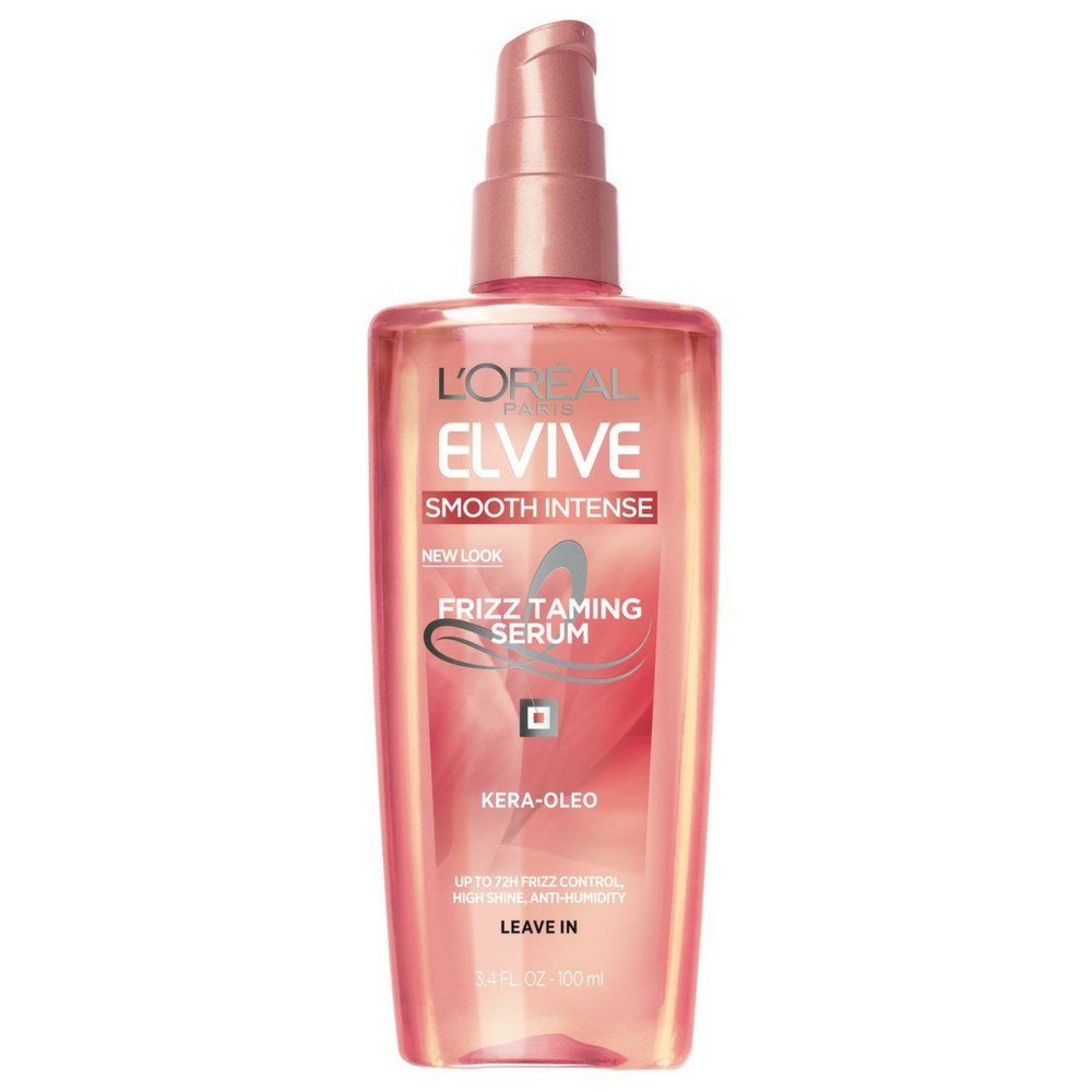 Loreal Smooth Intense Frizz Taming Serum 3.4 Ounce (100ml)