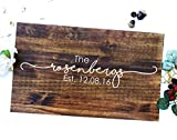 Wedding guest book. Wedding Guest Signing Board, a unique Wedding Guest Book Alternative & Wedding Keepsake. Design .sign#4