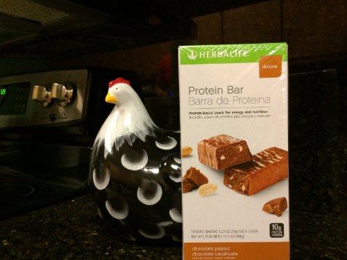 Herbalife Protein Bar (Chocolate Peanut)