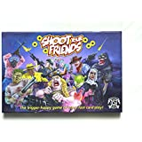 Shoot Your Friends - One of the zaniest family card games you will ever play