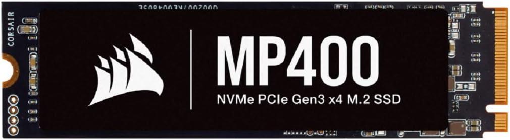 Corsair Mp400 1tb Gen3 Pcie X4 Nvme M 2 Ssd Schwarz Computer Zubehör