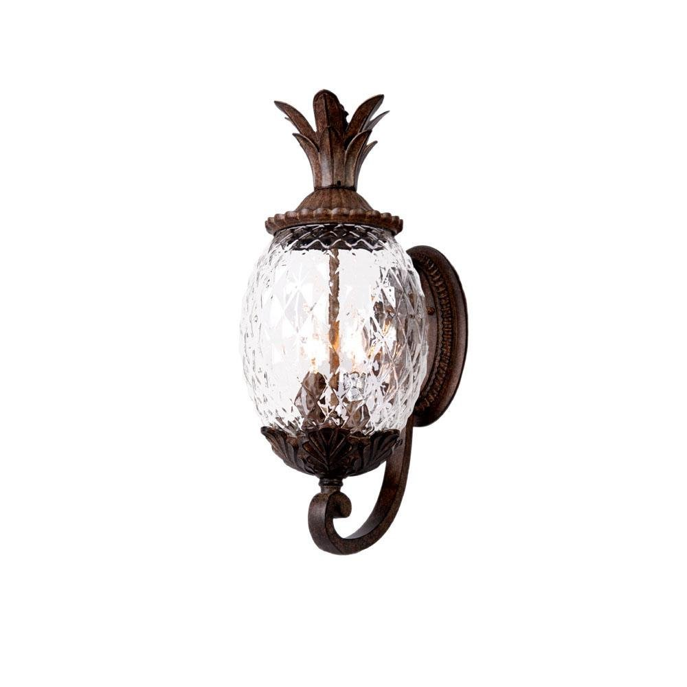 Acclaim 7511bc lanai collection 3 light wall mount outdoor light acclaim 7511bc lanai collection 3 light wall mount outdoor light fixture black coral wall porch lights amazon aloadofball Gallery