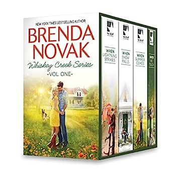Ebook When We Touch Whiskey Creek 05 By Brenda Novak