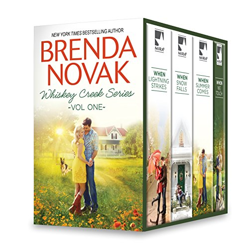 Brenda Novak Whiskey Creek Series Vol One: An Anthology (Whiskey Creek Boxset Book 1)
