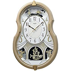 Rhythm Clocks Melody Dream Musical Motion Clock