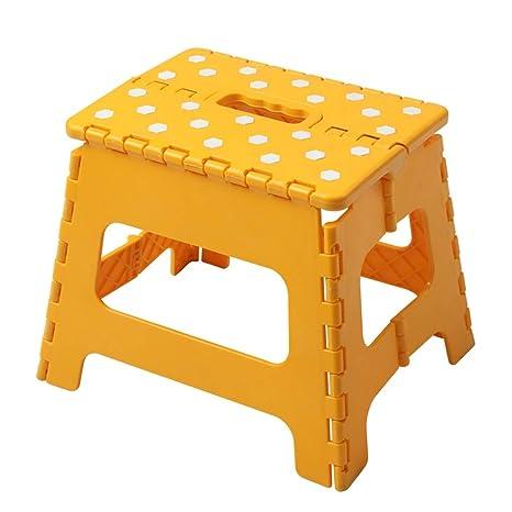 Tremendous Amazon Com Fs Folding Step Stool 27Cm Height Premium Ncnpc Chair Design For Home Ncnpcorg
