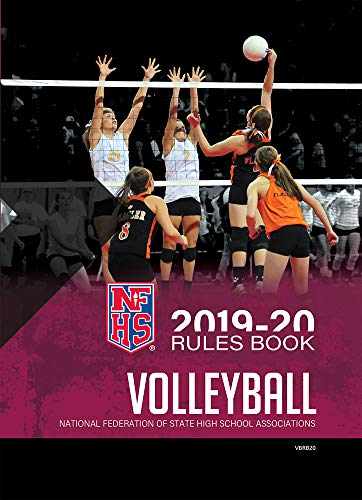 2019-20 NFHS Volleyball Rules Book