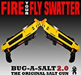 BUG A SALT 2.0 - 2 PACK - BEST VALUE! Authorized Seller-Gets Rid of the Flys!!