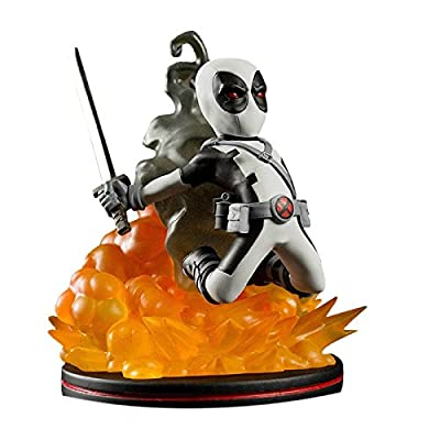 QMX Deadpool X-Force Variant Q-Figure: Toys & Games