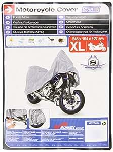 """Sumex Moto0Xl - Funda Moto PVC """" XL"""" 246X104X127 cm"""