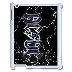 New ACDC Poster fans phone Case Cover for ipad 2 3 4 case RCX023054