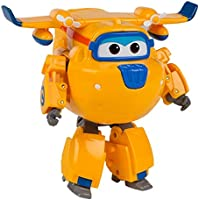 Super Wings - Donnie personaje transformable Super Wings (ColorBaby 75873)