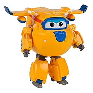 Super Wings Donnie Personaje Transformable (ColorBaby 75873)
