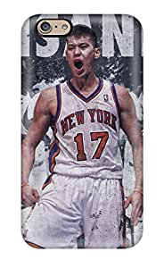 Hot Fashion IHUctIX2135utyUH Design Case Cover For Iphone 6 Protective Case (new York Knicks Basketball Nba Re )