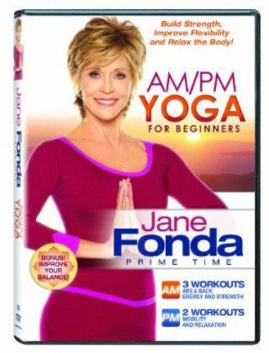Jane Fonda: AM/PM Yoga For Beginners [DVD]