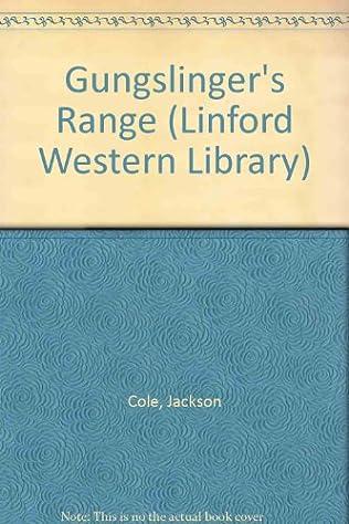 book cover of Gungslinger\'s Range