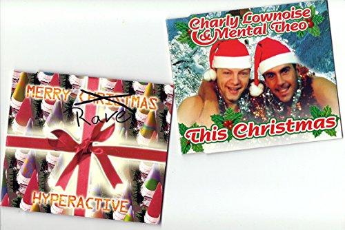 Krass Hardcore Christmas (2 CD Singles - 1 Package) (CD Single Various, 8 Tracks) (Lownoise Christmas This)