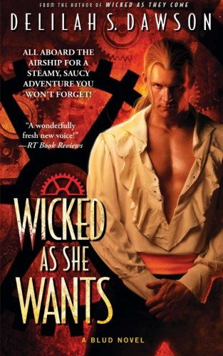book cover of Wicked as She Wants