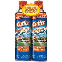 Cutter Backyard Bug Control Outdoor Fogger (HG-65704) (Twin Pack)