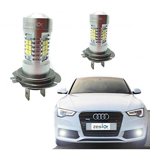 ZesfOr - Kit d'ampoules LED H7 60 Watt Canbus - 1313