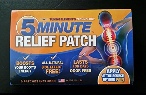 5 Minute Relief Patch (Tuning Element)