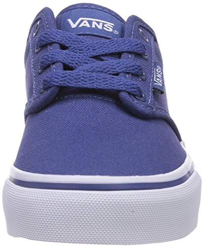 Sneaker Unisex ATWOOD Y Vans PACIFIC Blau F9n Canvas bambino SUEDE Na Stv dAXSn1q