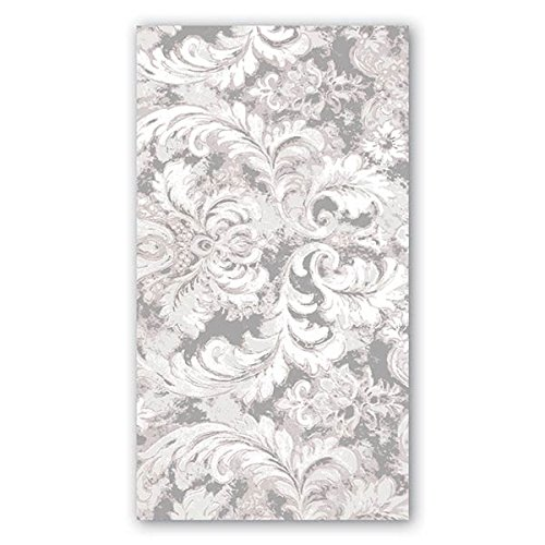 Michel Design Works 15 Count 3-Ply Paper Hostess Napkins, Earl Grey