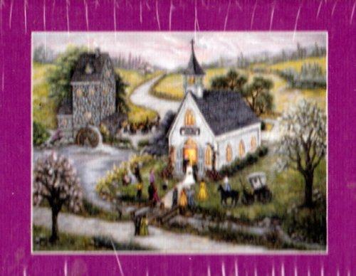 venderse como panqueques A Spring Wedding (500-piece Jigsaw Puzzle) Puzzle) Puzzle) By Stukken by F.X. Schmid  autentico en linea