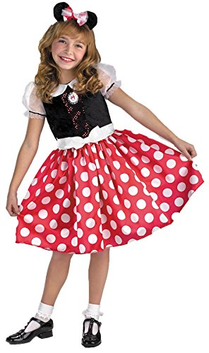Disney Minnie Mouse Toddler/Child Costume | XS]()
