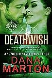 Deathwish: A Small-Town Christmas Romantic Mystery (Broslin Creek)