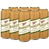 Cerveza Miller High Life 12 Pack Lata 710ml