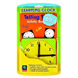 Paper Magic 480190 Eureka Learning Playground Hands On Learning, Learning Clock