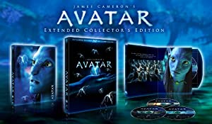 Avatar (Extended Collector's Edition) [Blu-ray] by 20th Century Fox