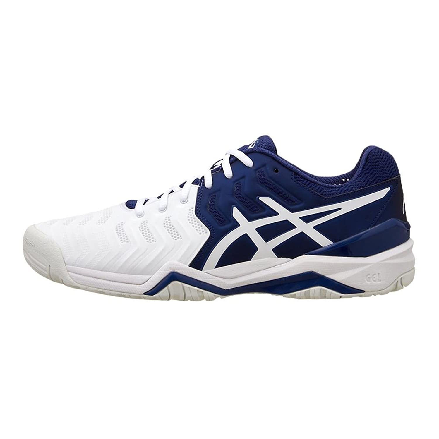 Amazon.com | ASICS Gel Resolution 7 Novak Djokovic Mens Tennis Shoe |  Tennis & Racquet Sports