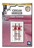 organ twin needle - Organ Needles 4964832920751 Twin Stretch Needles