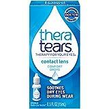 TheraTears Contact Lens- Comfort Drops- 0.5FL OZ(15mL)