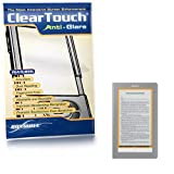Sony Reader Daily Edition Screen Protector, BoxWave [ClearTouch Anti-Glare] Anti-Fingerprint Matte Film Shield for Sony Reader Daily Edition