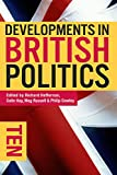 img - for Developments in British Politics 10 book / textbook / text book