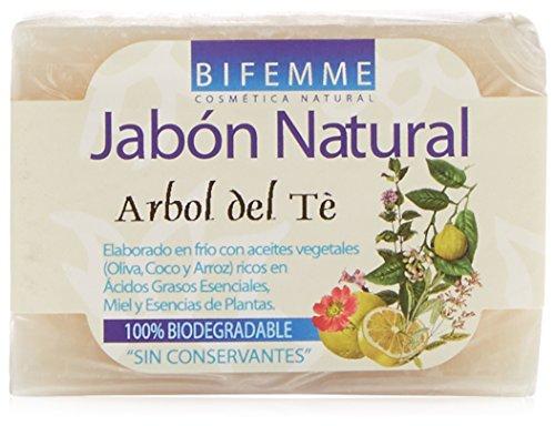Bifemme Jabon arbol del te - 100 gr