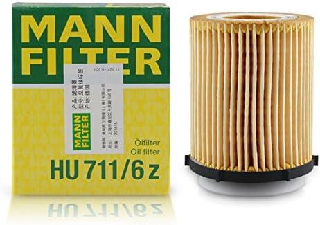 Mann Oil Filter Ölfilter Hu711 6z Mercedes Benz Kamera