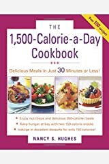 The 1500-Calorie-a-Day Cookbook Paperback