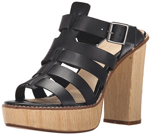 Very Volatile Women's Steadfast Dress Sandal Black 3nwdXByB