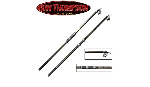 2 Ron Thomson R.T. C14 Pro telecarp para Carpa (3,60 m 3lbs ...