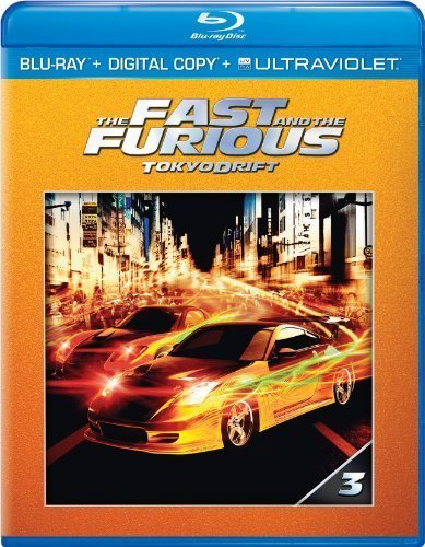 The Fast and the Furious: Tokyo Drift (Blu-ray + Digital Copy + UltraViolet) by Universal Studios by Justin Lin