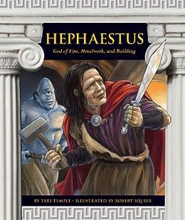 Amazon.com: Hephaestus: God of Fire, Metalwork, and ...