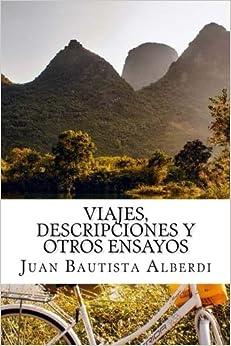 Book Viajes, descripciones y otros ensayos
