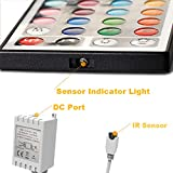 Daybetter Led Lights 2 Ports 44 Key Remote