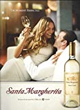 Print Ad For 2012 Santa Margherita Pinot Grigio The Moment Perfected